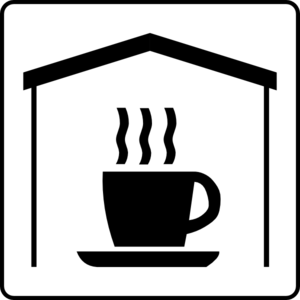 Hotel Icon Has Coffee In Room Clip Art at Clker.com.