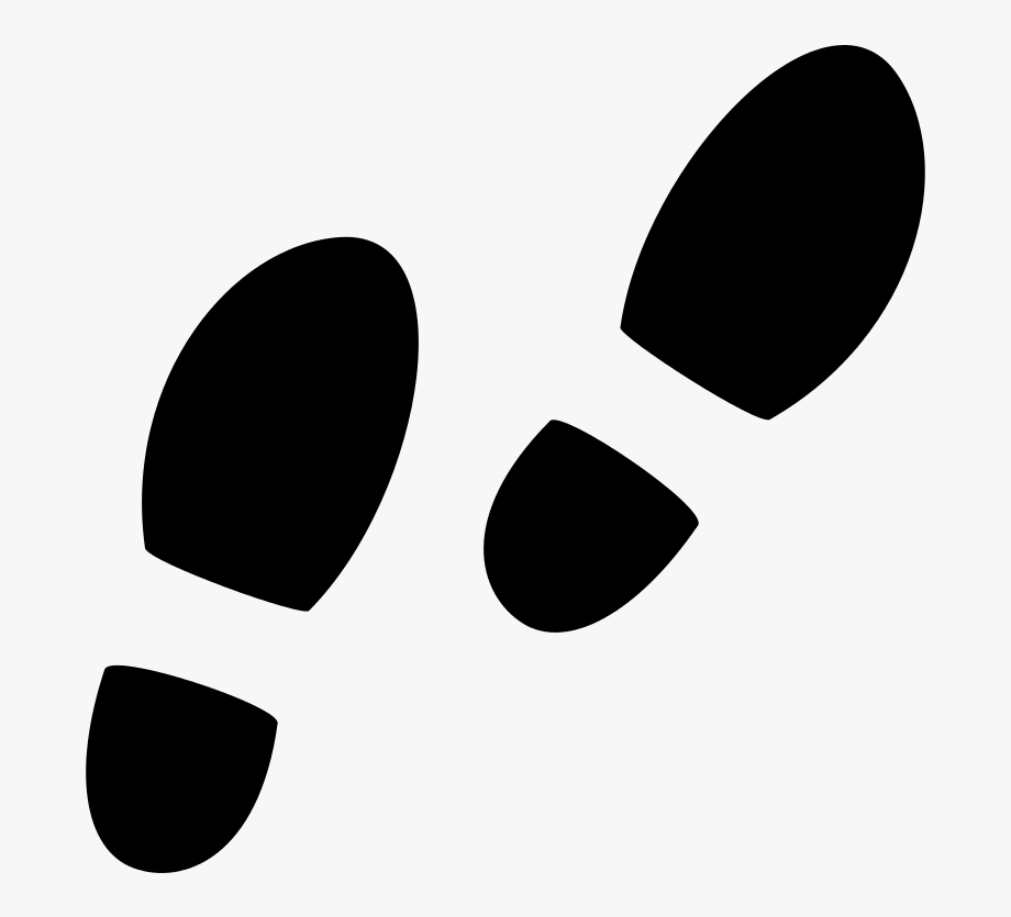 Footprint Svg Transparent.