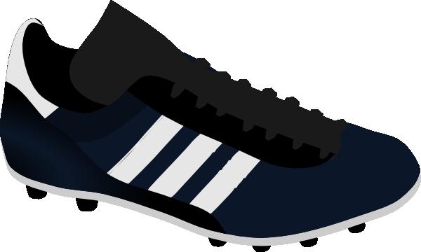 Soccer Shoe Clip Art at Clker.com.
