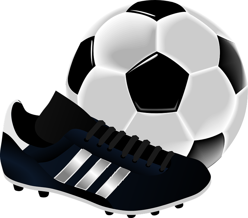 Free vector graphic: Soccer, Football, Football Boot.