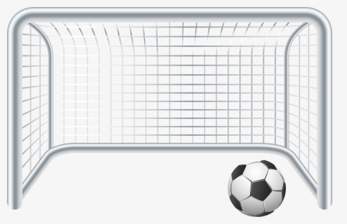 Free Football Goal Post Clip Art with No Background.