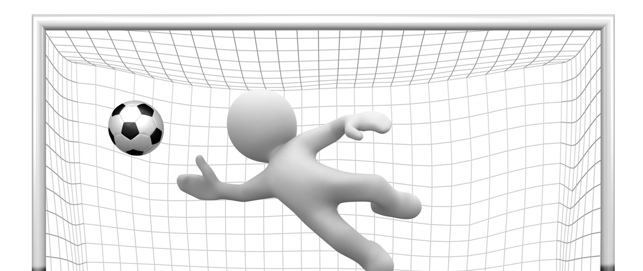Football goal clipart » Clipart Station.