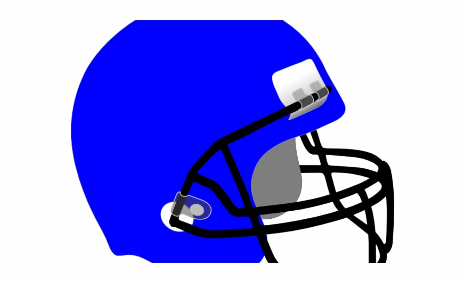 Football Helmets Clipart.
