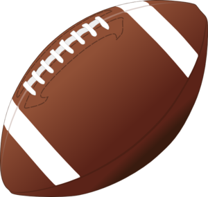 Football Clip Art at Clker.com.