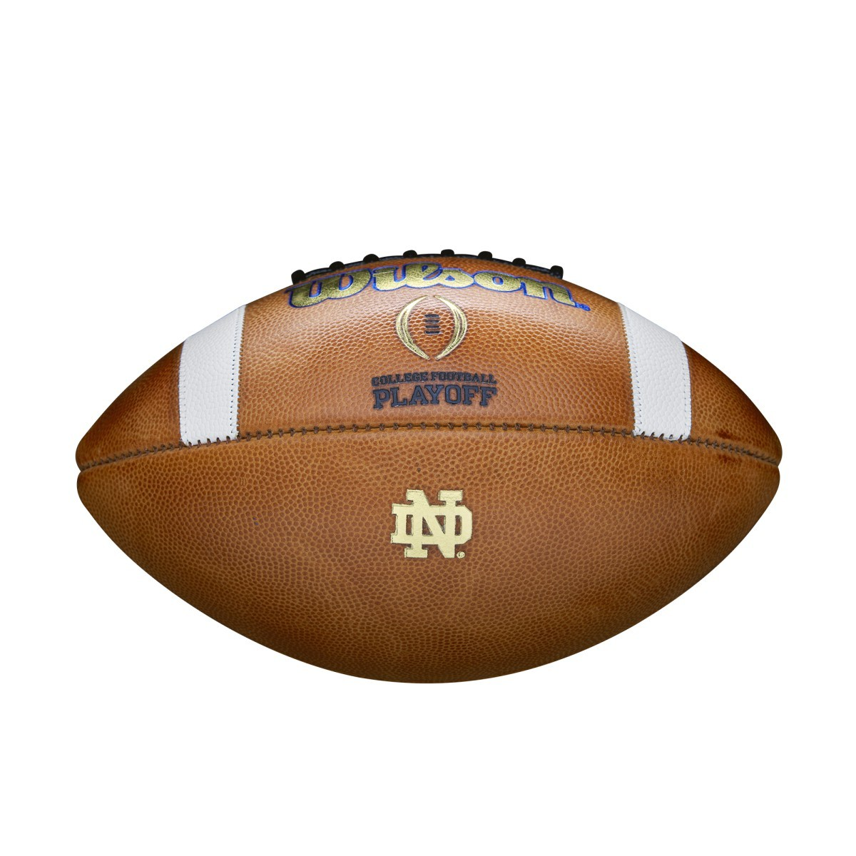 COLLEGE FOOTBALL PLAYOFF GAME BALL.
