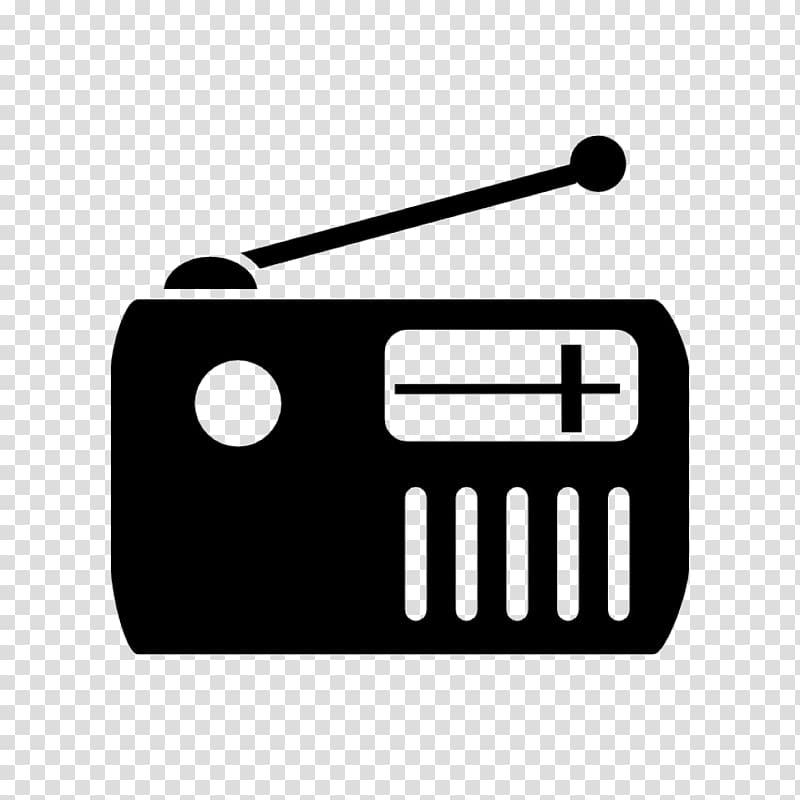 Internet radio Music Sound, radio transparent background PNG.