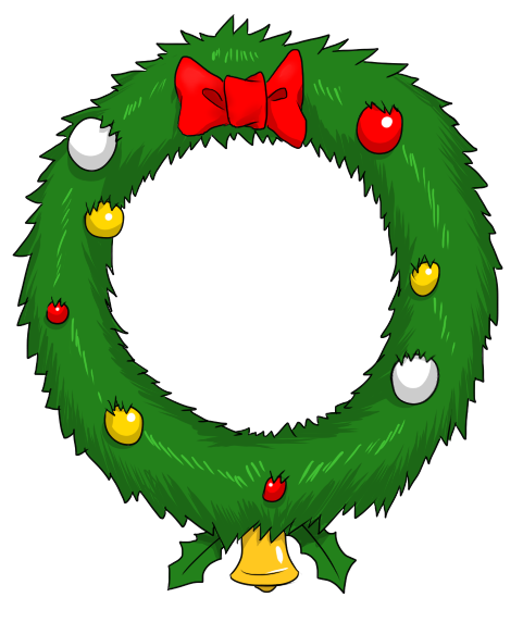 Christmas Wreath Clipart & Christmas Wreath Clip Art Images.