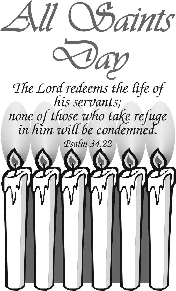 All Saints Day Clipart Free Download Clip Art.