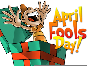 Animated April Fools Clipart.