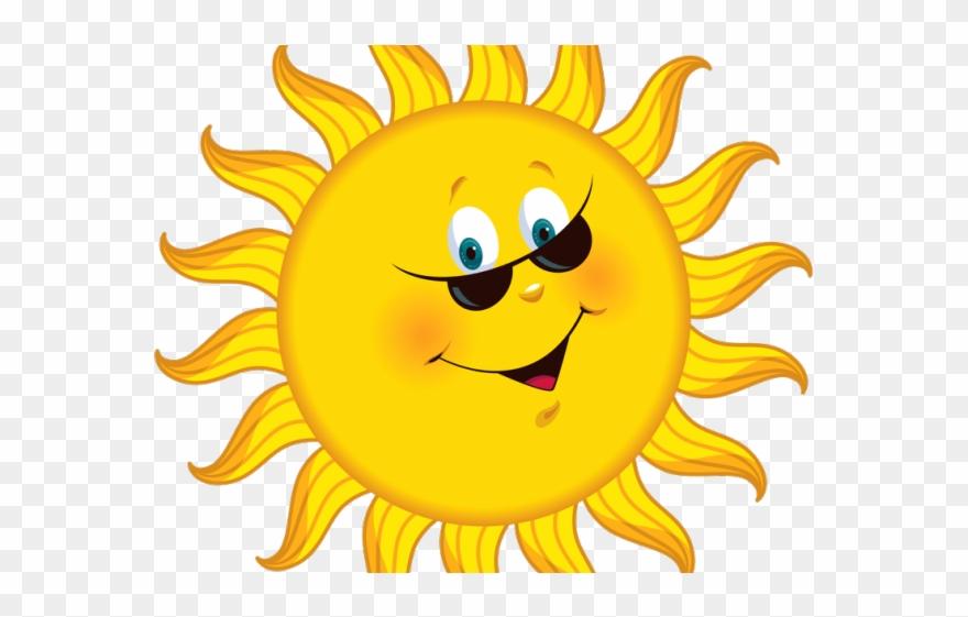 Sunshine Clipart August.