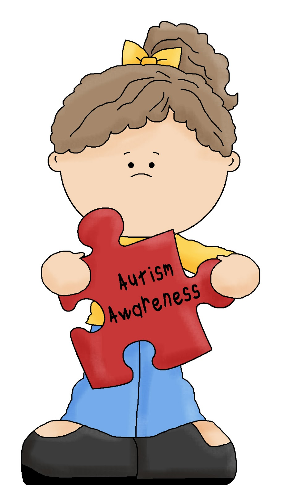 Collection of free Excepted clipart autistic child. Download.