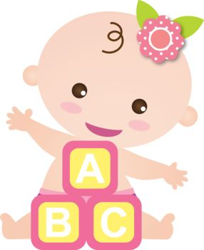 17 Best images about Baby shower Clipart on Pinterest.