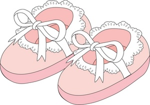 Free Baby Girl Clipart Pictures.
