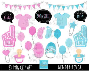 SALE BABY Clipart, gender reveal, baby shower, baby girl, baby boy, cute.
