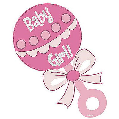 Baby Girl Clipart.