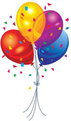 Birthday Balloons Clipart & Birthday Balloons Clip Art Images.