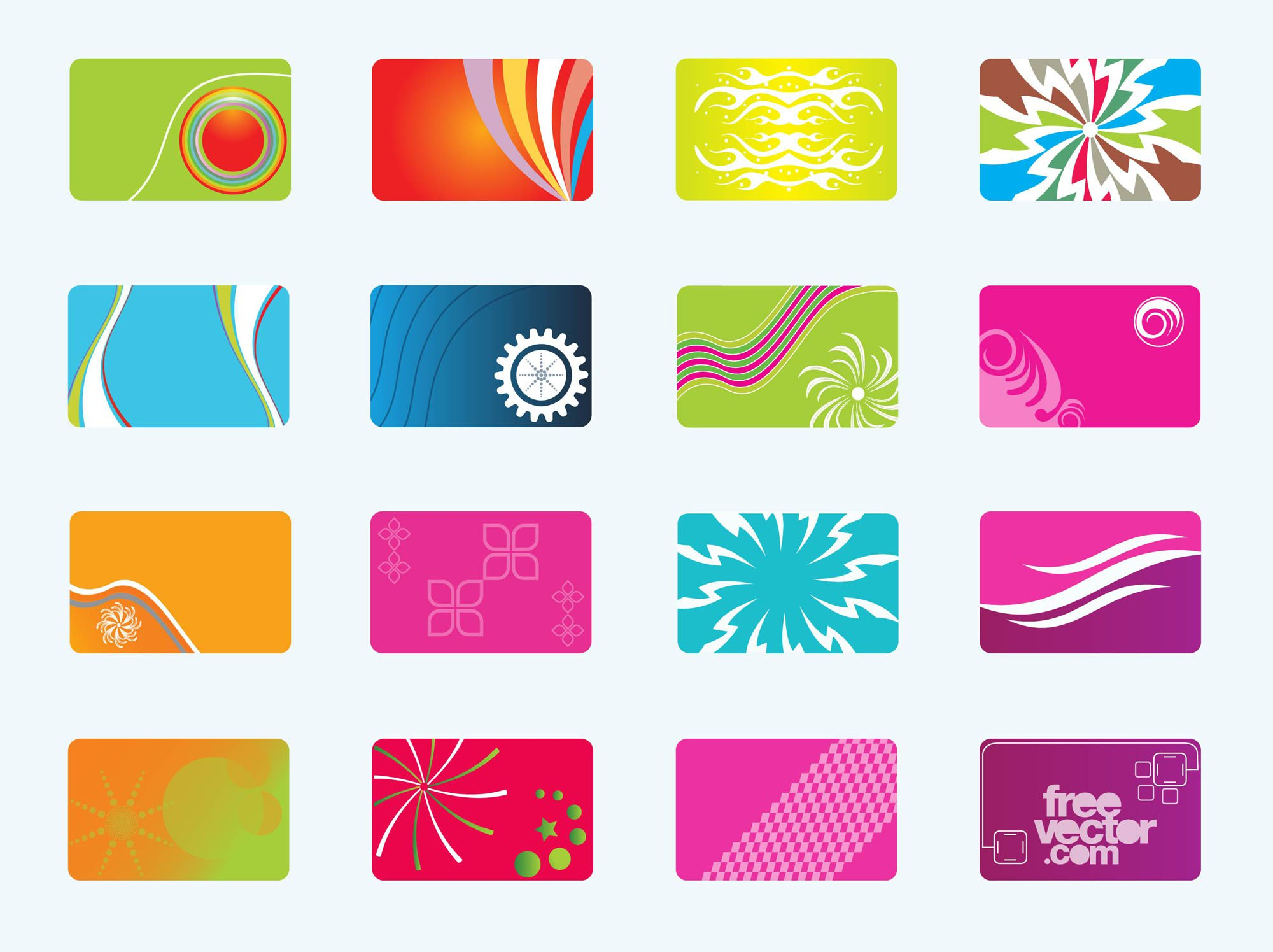 Free Business Cards Vector Art & Graphics.