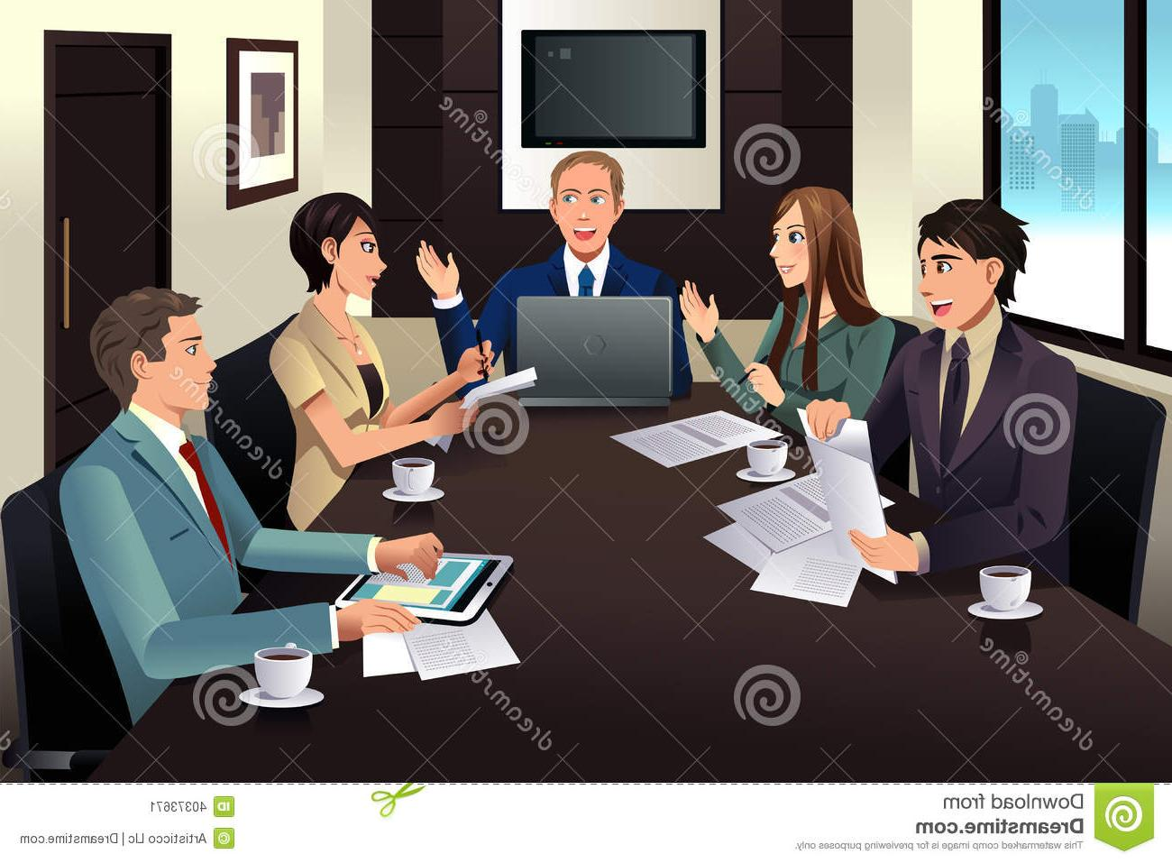 Meeting clipart business meeting, Meeting business meeting.