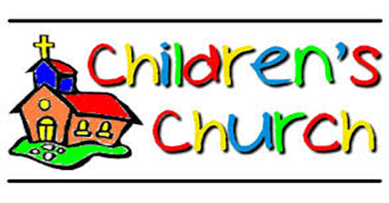 Children\'s Church.