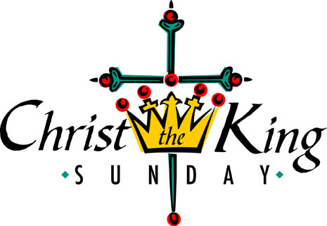 Sunday 23.xi.2014 CHRIST THE KING.