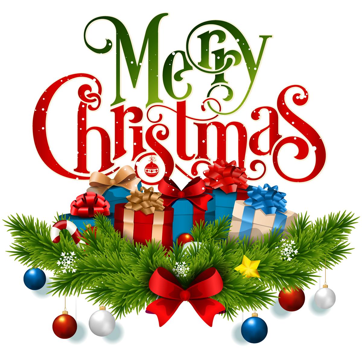 Christmas and holiday season Clip art.
