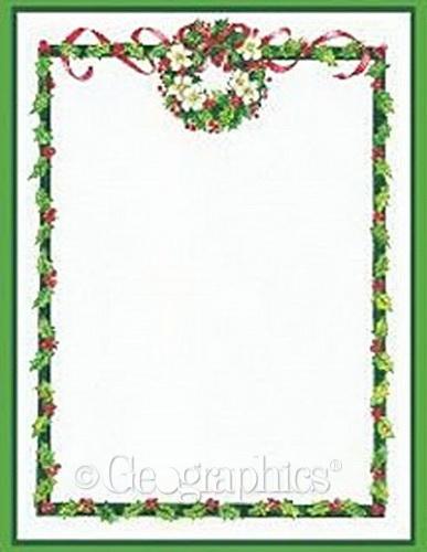 Printable Christmas Return Address Labels