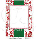Clipart for christmas invitations.