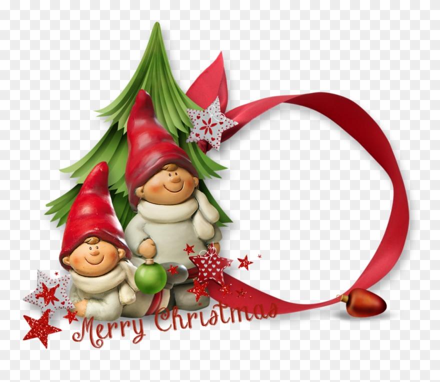 B *✿* Christmas Labels, Christmas Frames, Christmas.