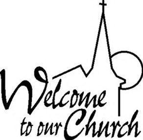 Image result for Free Printable Church Bulletins Black and.