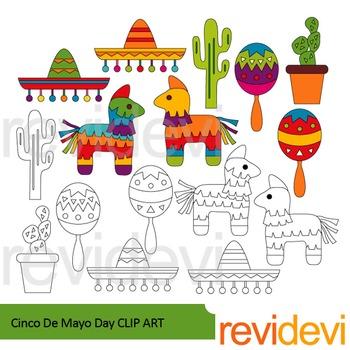 Cinco De Mayo Clipart.