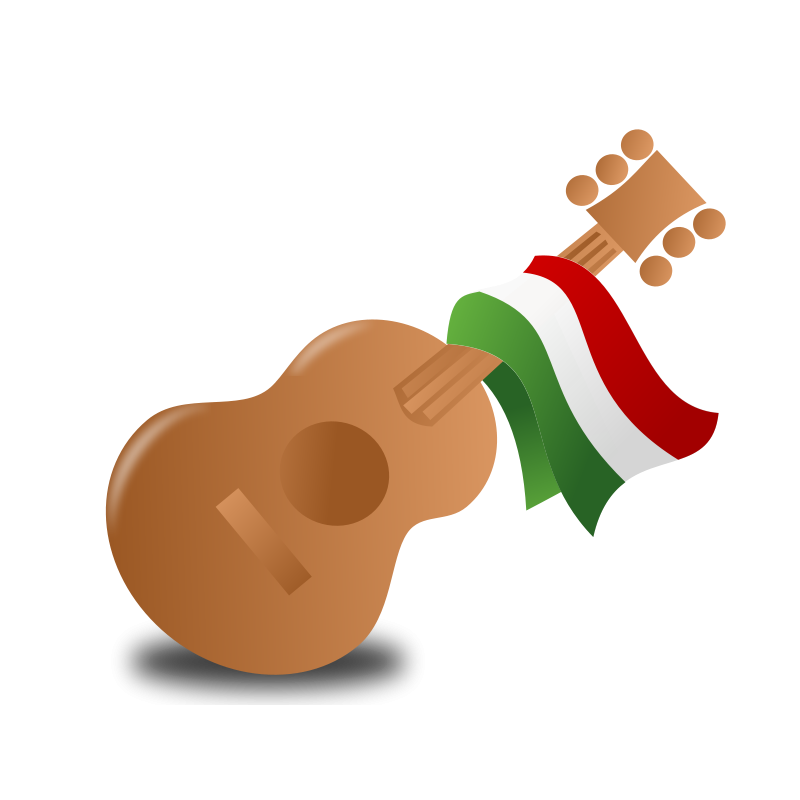Free Clipart: Cinco de Mayo Icon.