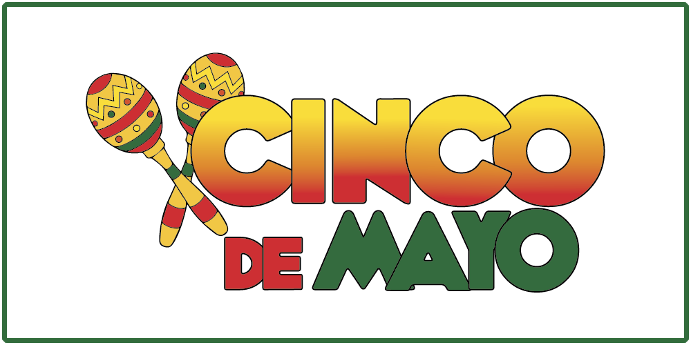 Cinco De Mayo Clipart 2018.