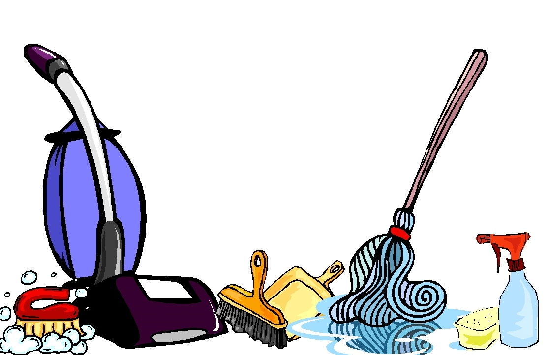 Cleaning Clipart.