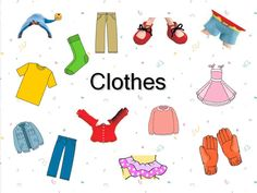 21 Best clipart clothing images.