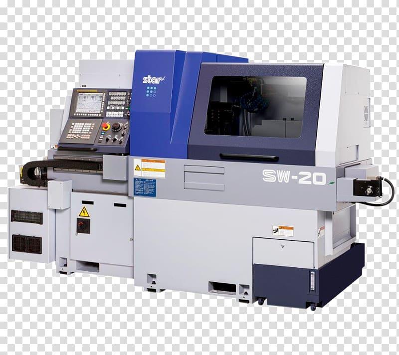 Automatic lathe Computer numerical control Machine tool Star.