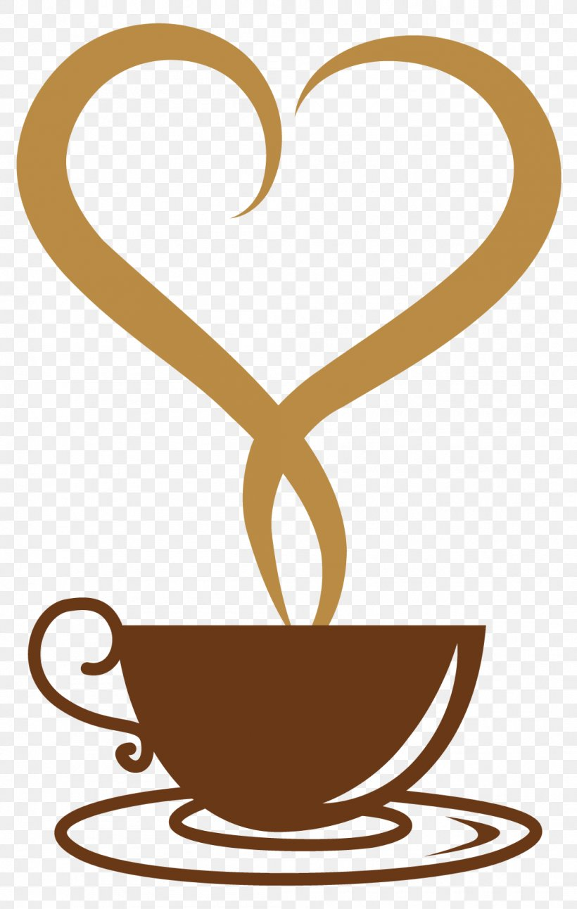 Coffee Cup Tea Clip Art, PNG, 1055x1663px, Coffee, Cafe.