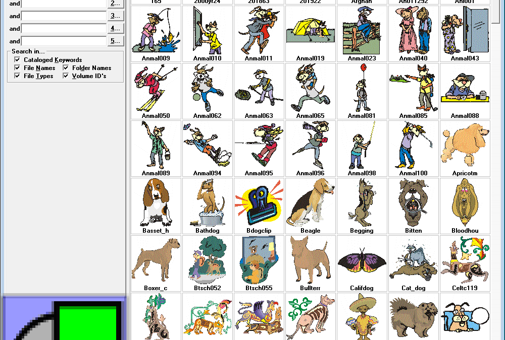 ROMCat and Working With Clipart From CorelDRAW X7.