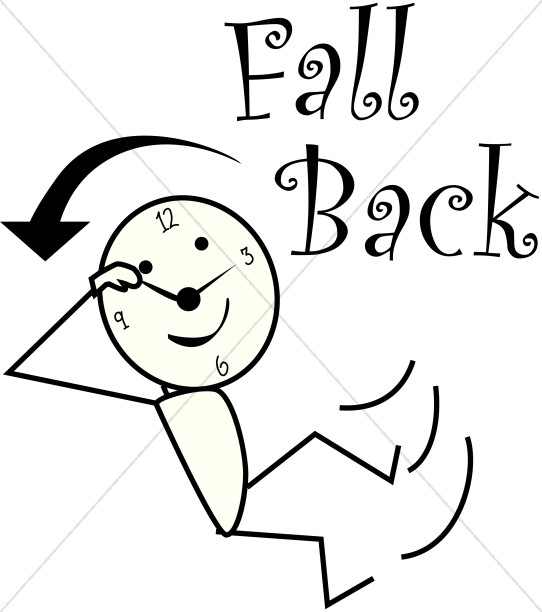 47+ Fall Back Clipart.