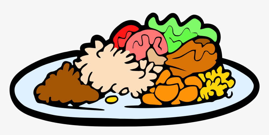Food Clipart Dinner Free.