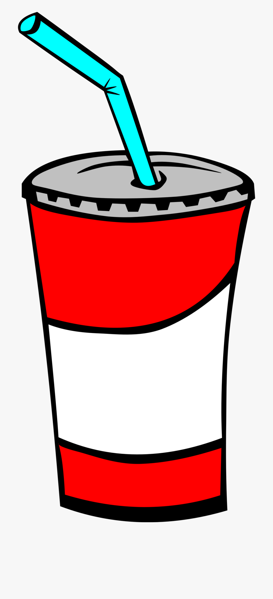 Drinks Clipart Fast Food.