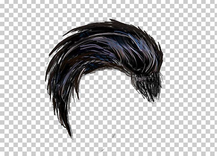PicsArt Photo Studio Hair Editing PNG, Clipart, Black, Black.