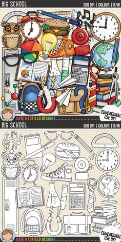 1627 Best Clip Art for Teachers (Educational Use Clipart) images in.