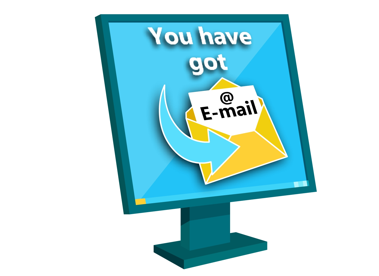Free Email Clipart.