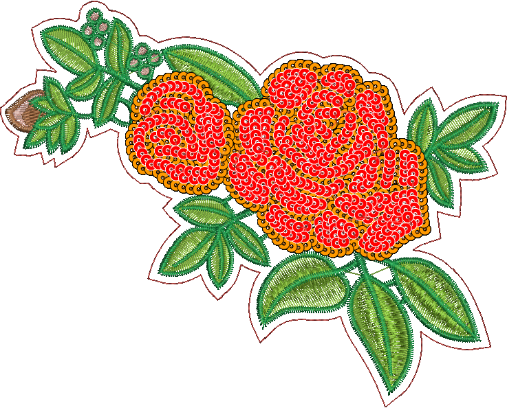 Free Machine Embroidery Designs To Download For Your Clipart.