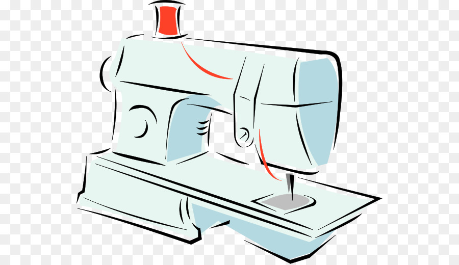 Sewing Machines Angle png download.