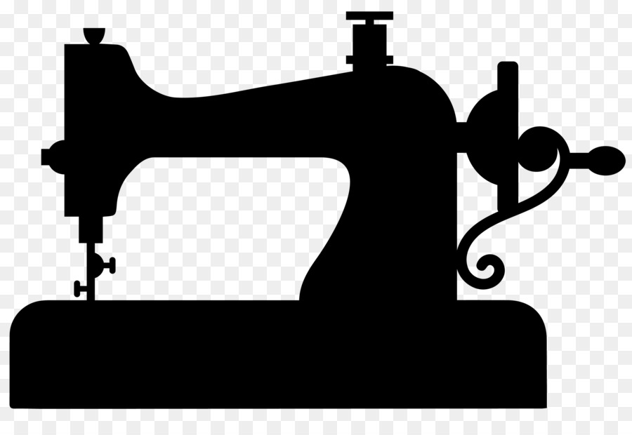 Sewing Machines Silhouette Clip art.