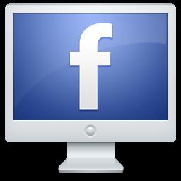 Facebook Blue Clipart.