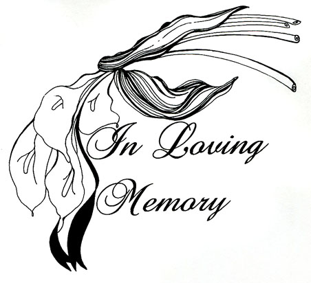 998 Funeral free clipart.