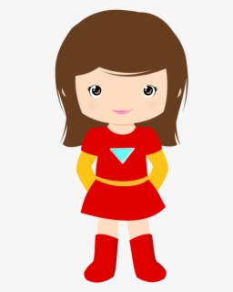 Free Girls Clip Art with No Background.