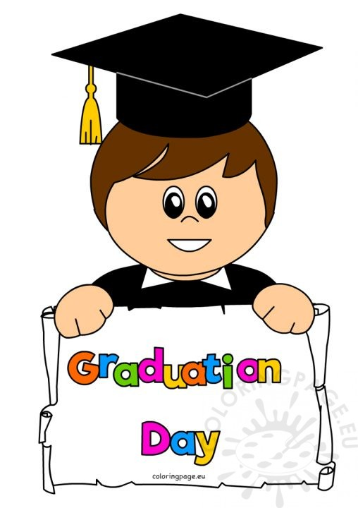 Download clip art graduation day clipart Graduation ceremony School.